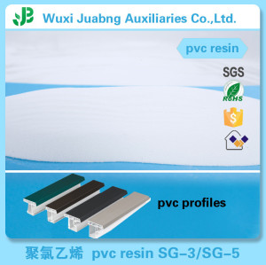 K67 PVC Resin SG5 for PVC Profiles