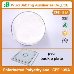 CPE Resin Powder Supplier for PVC Buckle Panel
