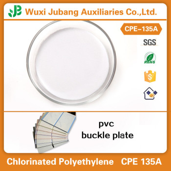 CPE 135A Raw Material Supplier for PVC Siding