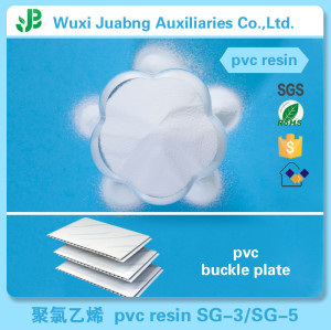 High Quality PVC Resin K67 for Plate