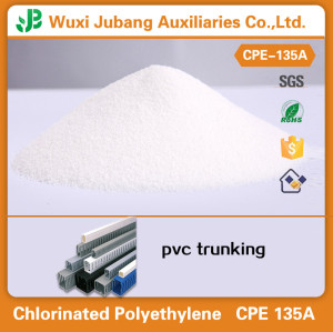 Chlorinated Polyethylene for PVC Trunking