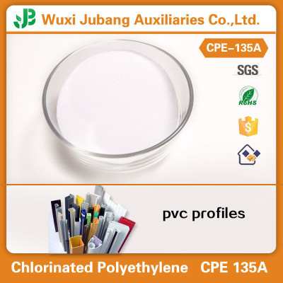 CPE 135A Resin Powder for PVC Profiles Supplier