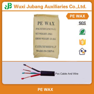 Chinese PE Wax for PVC Wire and Cable