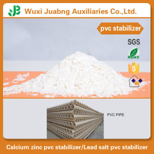 Lead Based Stabilizer Made PVC Pipe from China