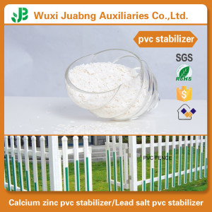 Best Dispersion And Transparency Plastic Additives PVC Heat Stabilizer for fence