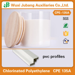Chemical Additive CPE 135a Resin for Profiles