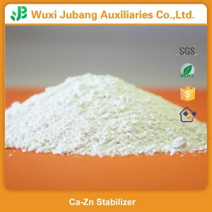 Ca Zn Environmental Stabilizer have good compatibility and dispersion with PVC Resin