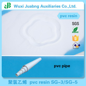 Industrial Chemical  PVC Modified Resin SG5 for Pipes
