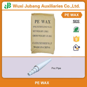 Pipe Raw Material PE Wax with high quality Made in China