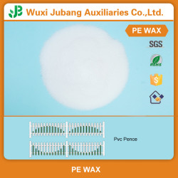 PE Wax Manufacturer for PVC Fence with Low Price