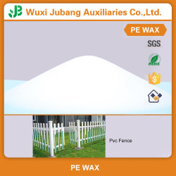 PE Wax Polyethylene Wax Supplier PVC Fence