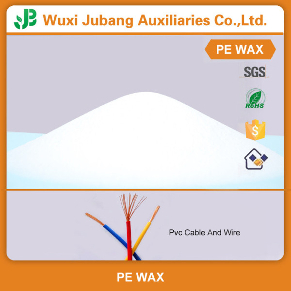 PE Wax for Malaysia PVC Wire and Cable Factory