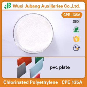 CPE 135A Raw Material Supplier for PVC Wall Siding