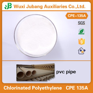 PVC Pipe Raw Material CPE135A Resin for PVC Resin