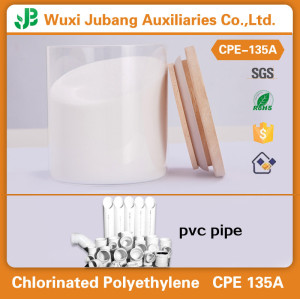 Cholorinated Polyethylene  CPE 135A Resin for PVC Pipe