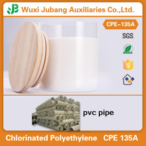 PVC Profile White powder CPE 135A