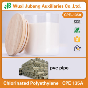 PVC Waste Pipe CPE 135A Powder for South America Factory