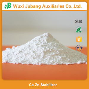 Chemical White Powder PVC Ca-zn Stabilizer China HS Code