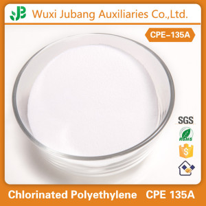 Jubang Auxiliaries PVC Additive CPE 135a