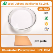 Chemical Material Impact-resistant Modifier CPE 135 for U-PVC Pipes