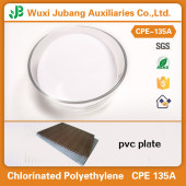 Chemical auxiliary Chlorinated Polyethylene CPE 135A for PVC plate