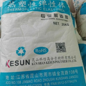 Environmental Protection Non-toxic Safety TPE Plastic Raw Material