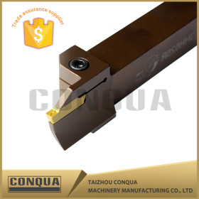spring clamp grooving tool