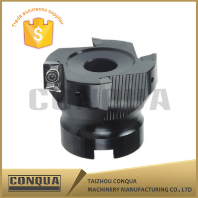 tungsten carbide machine tools face milling cutter.