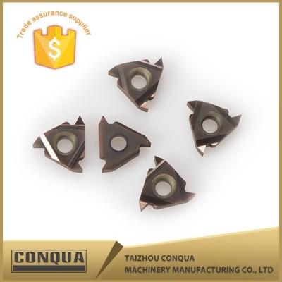 CCGT 09T302-AK H01solid carbide cnc inserts