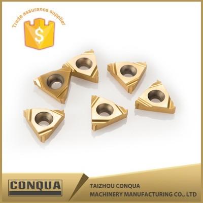 CCGT 09T302-AK H01cemented tungsten carbide drill bit cutting insert