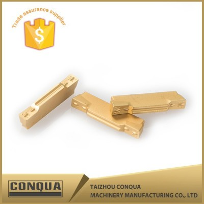 hardness alloy metal cutting tools grooving insert