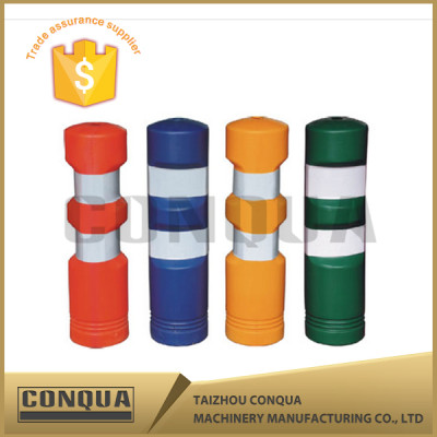 china sign plastic bollard flexible posts