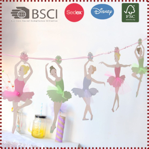 Ballet Girls Banner