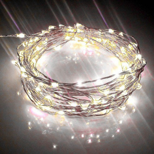 Waterproof Copper Starry LED String Lights