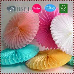 35cm Tissue Paper Fan