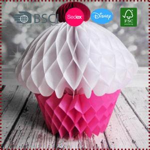 20cm Cupcake Honeycomb