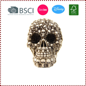 Halloween Skeleton Model Skull Head
