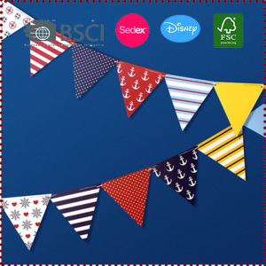 Nautical Pennant Bunting