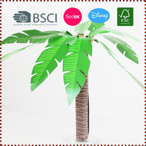 Palm Tree Centerpiece Decoration