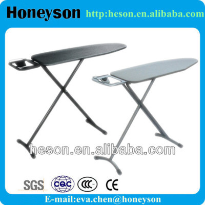 Hotel room metal mesh folding iron board
