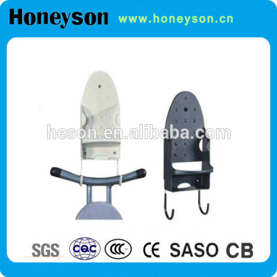 Hotel wall mount holder ironing board holders