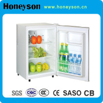 hotel mini stand fridge for drink