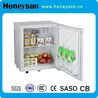 Honeyson 2016 glass door hotel mini bar fridge