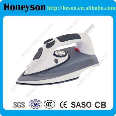 European Popular Steam Iron with CE Certificates