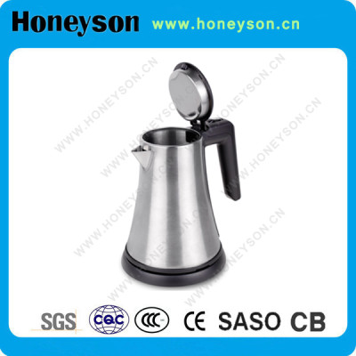 #304 Stainless Safety 0.8L Electric Water Kettle