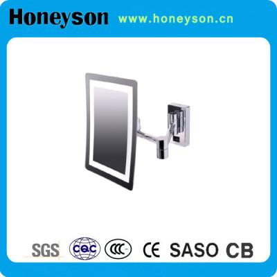 Honeyson new lighted shaving bathroom wall mirror