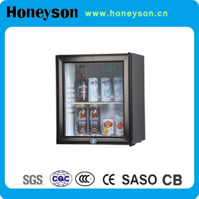 Honeyson profession hotel room electric mini freezer 20l