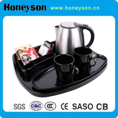 Honeyson top hotel supplies stainless kettle electric