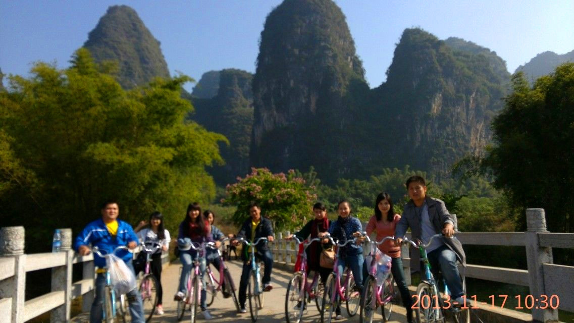 Gester-Guilin-travleing
