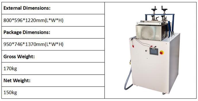 Footwear Water Penetration & Flexing Tester